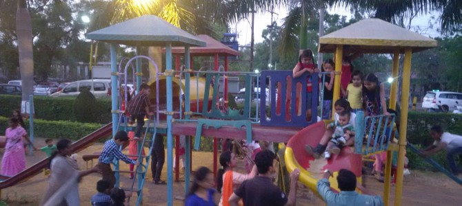 [Resolved] Poor condition of Children's Park at Temple Hill